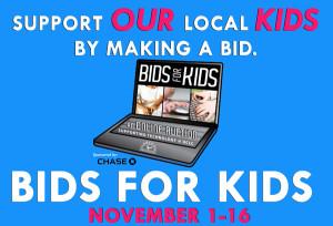 Bids for Kids