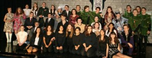 Fall Production is a Roaring Success