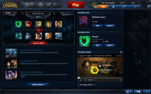The Time Consuming League of Legends