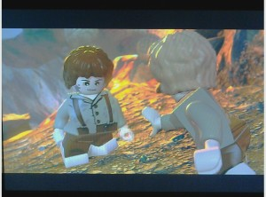Lego Lord of the Rings: Some Good Worth Paying For, Mr. Frodo