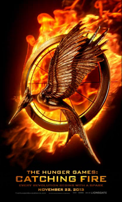 5 Stars for Catching Fire
