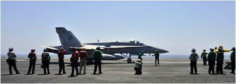 Iraqi Air Strikes