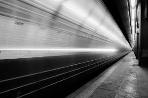 Subway Station - NYC