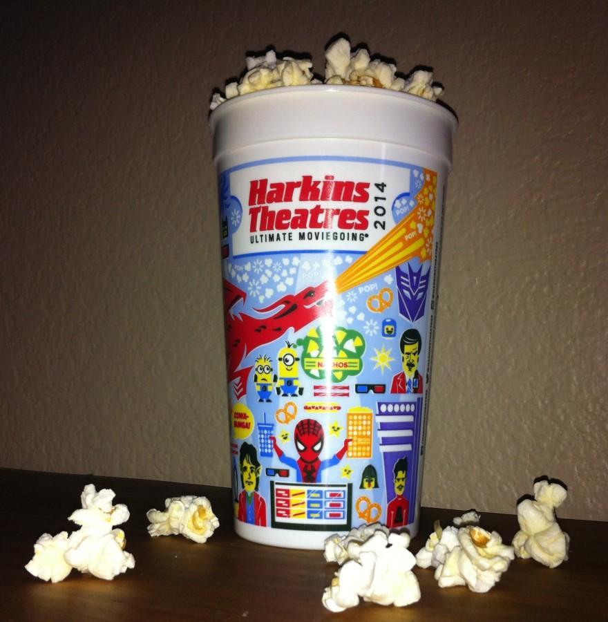 2014 Movie Madness