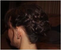 Homecoming Hair Tutorial