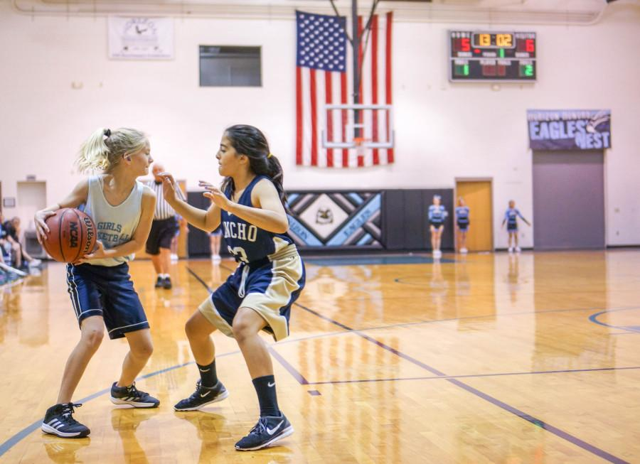 MS Basketball's Lady Eagles Put Up Good Fight