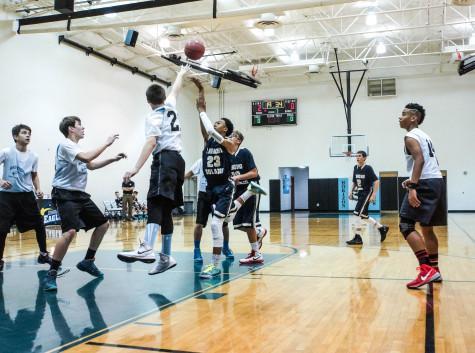 MS Boys' Basketball Falls Short In season Opener