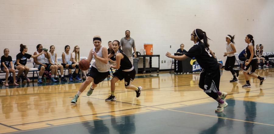 Girls' Basketball Heating Up Summer League