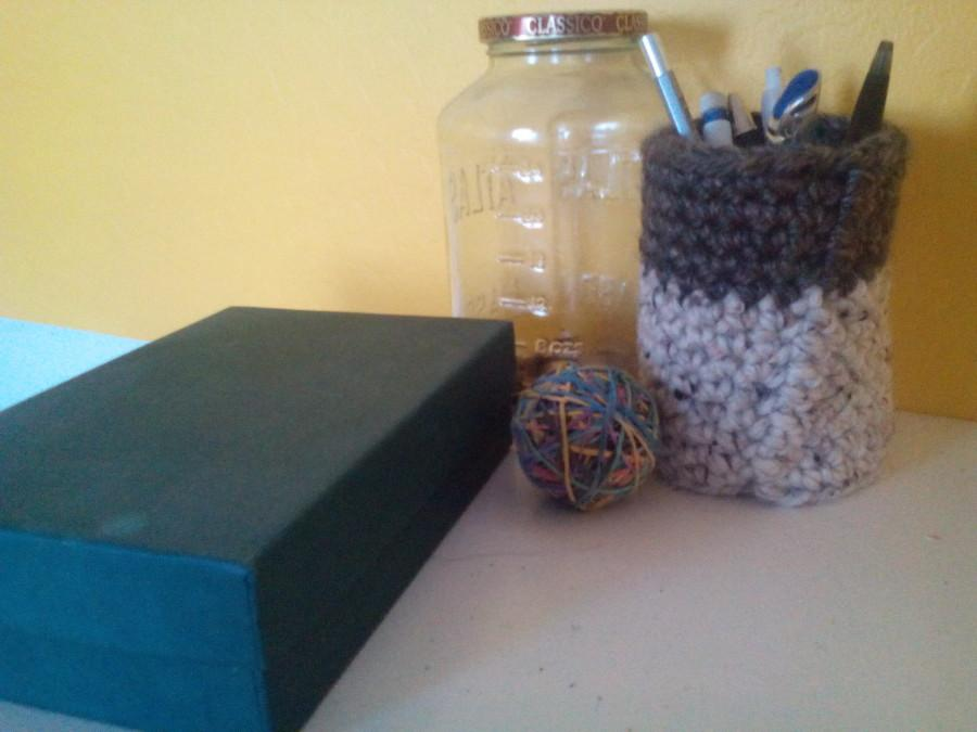 Creative Crochet Containers