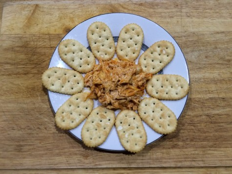 Fly Away with this Buffalo Wing Dip