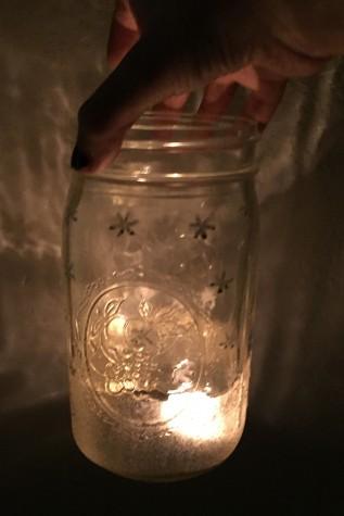 Celestial Glow Jar
