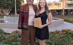 Mrs. Patterson Wins Surprise Award