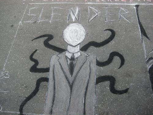 The Myth of Slender Man