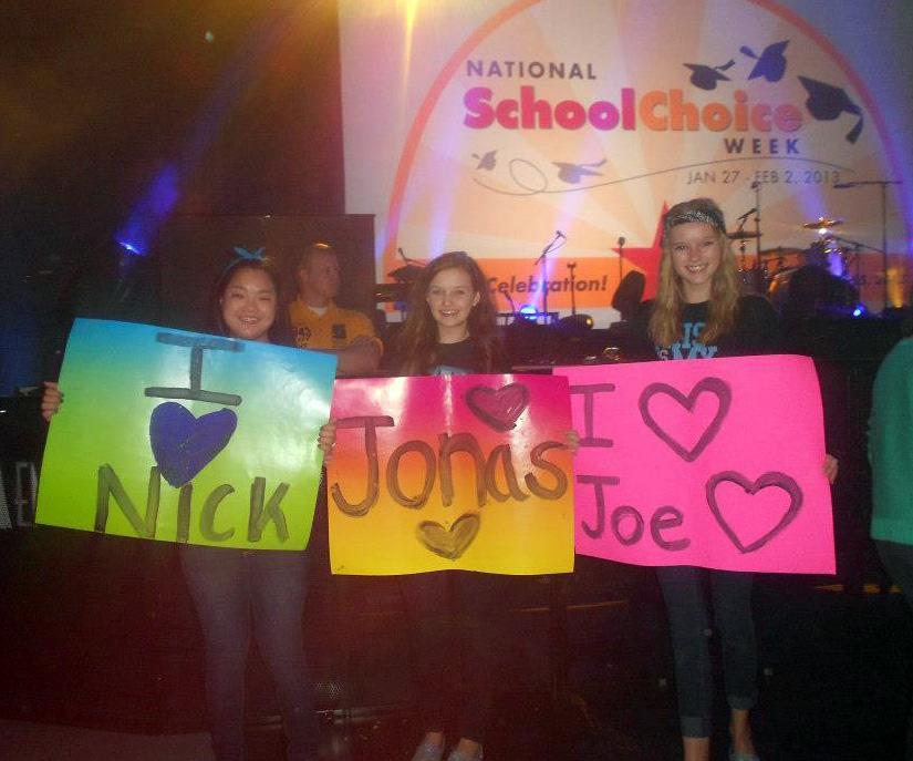 Jonas Brothers Tickets Winners