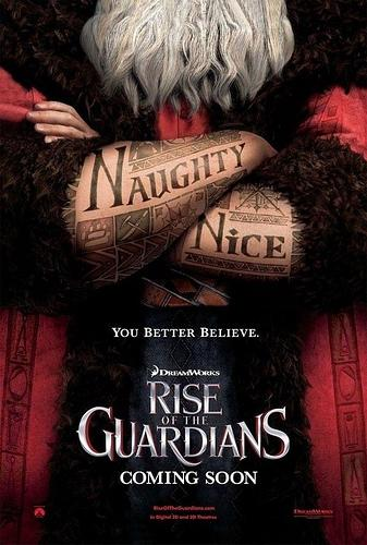 A Rise of the Guardians Review