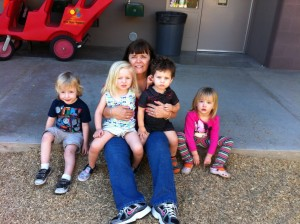 Teacher Spotlight: Ms.Patti of Child Development