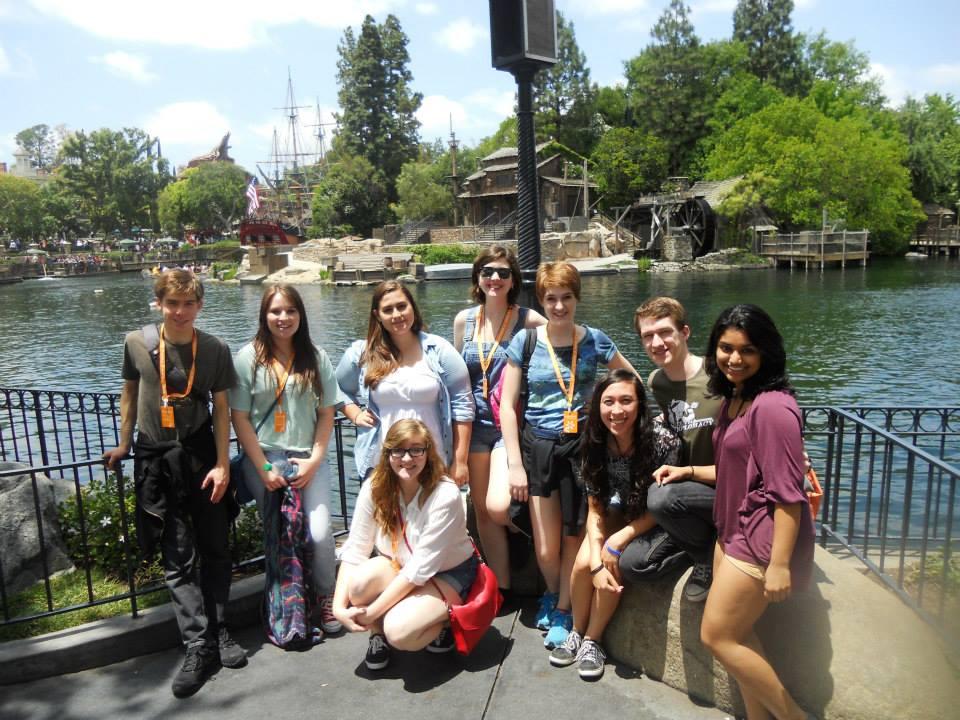 Disneyland trip, used with permission by Stephanie Yamamoto.