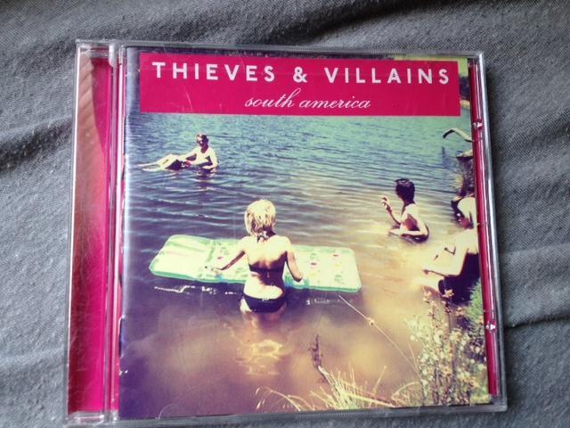 South America Album Review