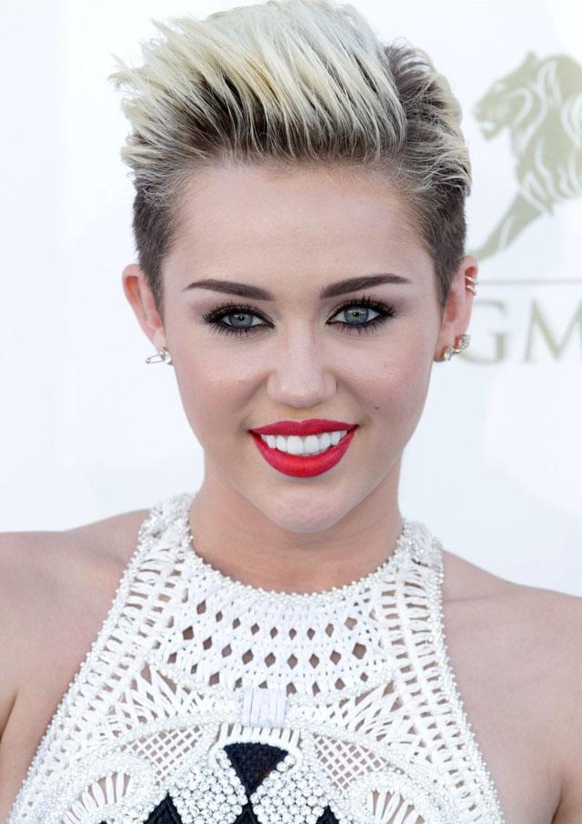 miley cyrus hair styles miley cyrus not so montana anymore the horizon sun 2307