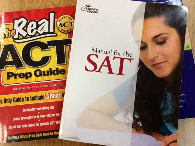 The+Real+ACT+Prep+Guide+is+the+official+study+book+for+the+ACT%2C+while+there+are+several+prep+books+to+choose+from+for+the+SAT.