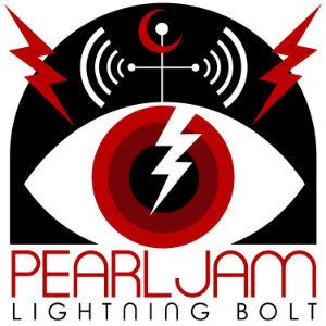 Pearl Jam's new album cover. The album, Lightning Bolt, was released on October 11, 2013.