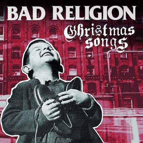 Photo courtesy of and copyrighted by Bad Religion. ( ©2013)