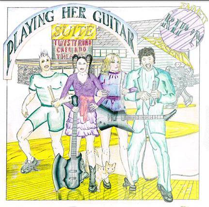 Review of Rip 'N Time's new LP, Playing Her Guitar Suite