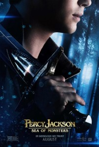 Percy Jackson and the Sea of Monsters: Movie vs. Book