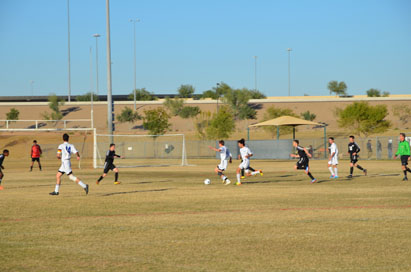 HS Boys' Soccer First Home Game of the Season