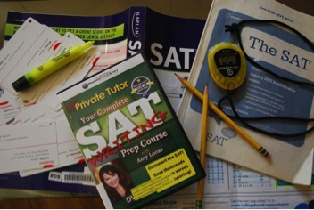 Students fall victim to the pressures of preparing for the SAT. Hopefully, the changes being made to the exam will alleviate some of the stress.