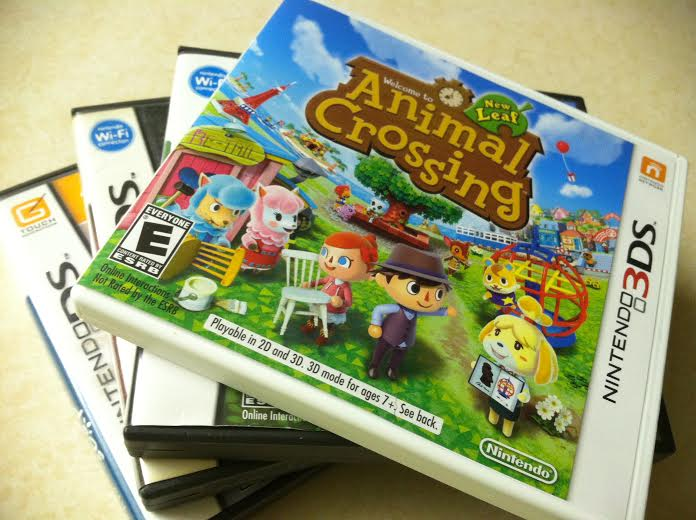 Animal Crossing has been a popular game among the softcore gamers ever since its first release in 2001.  It thrives today, having a personality that keeps gamers buying.