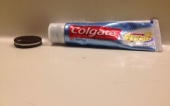 A fun prank to pull by using toothpaste to substitute frosting in an oreo. Anyone can try this on a family member.