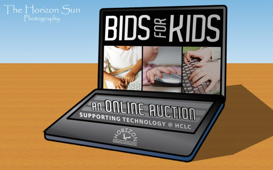 Bids for Kids is an online auction and the proceeds go towards updating Horizon Honor's technology.