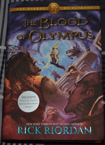 """Blood of Olympus"" Could've Been Better"