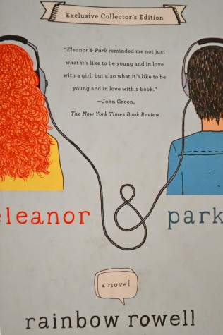 "Ecstatic About ""Eleanor & Park"""