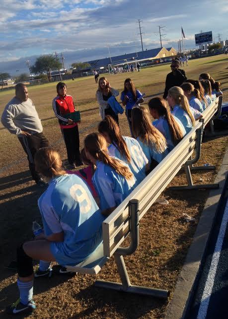 Girls+Soccer+Game