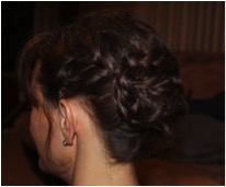 Dress up your hair for homecoming with these easy tutorials.