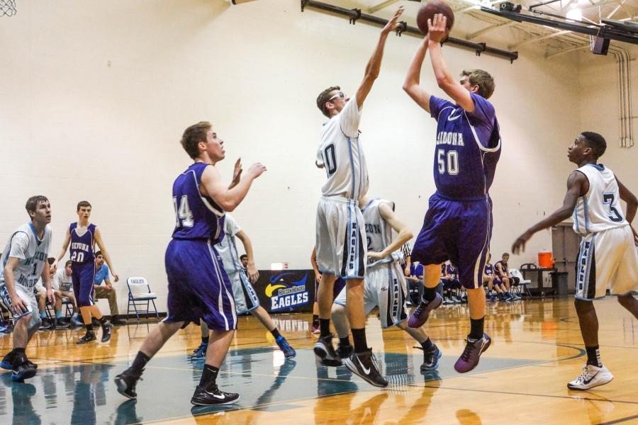 JV Boys' Basketball vs. Sedona Red Rock