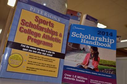 Thousands of dollars are earned from scholarships. Don't forget that you could use that money to pay for college.