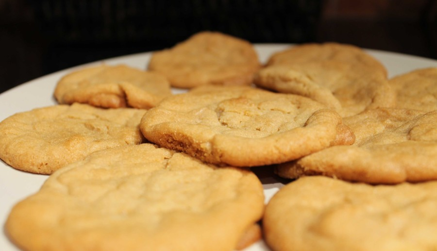 Brown sugar cookies are delicious and easy to make.