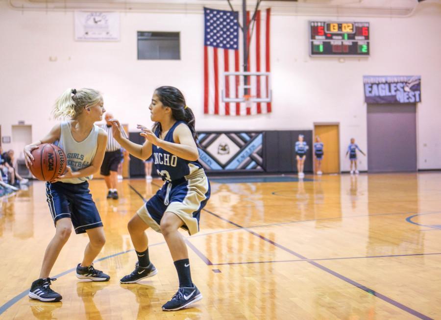 MS Girls' Basketball