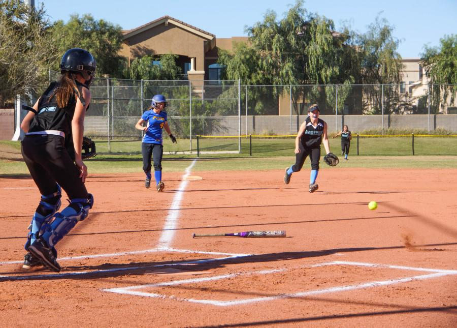 HS+Softball+vs.+Phoenix+Country+Day