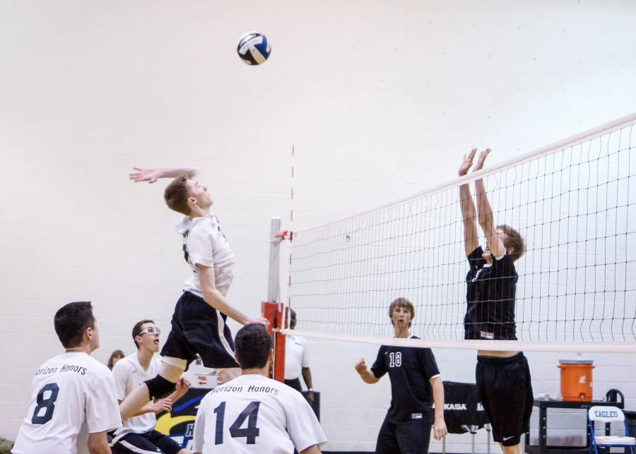 Boys' Varsity Volleyball