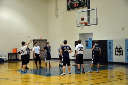 Boys B-ball (A-Team) #1