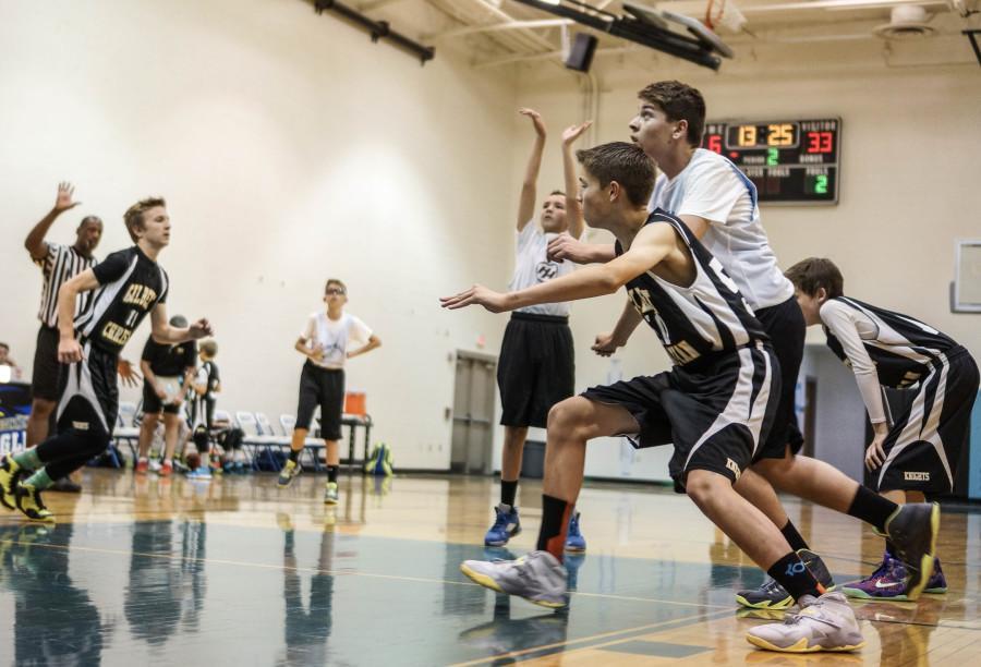 MS Boys' Basketball vs. Gilbert Christian