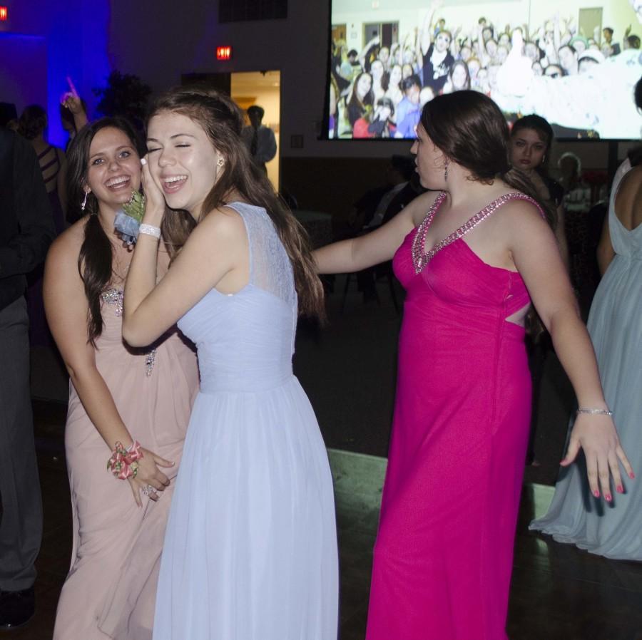 Horizon Honors 2014-2015 Prom!