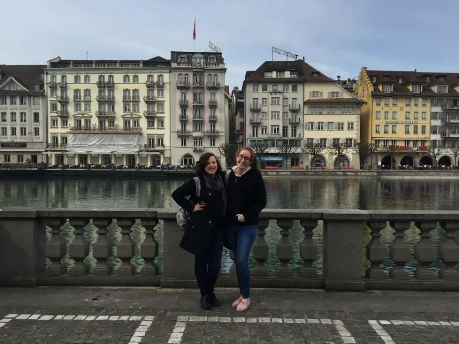 """""""My favorite part of the trip was exploring new places and experiencing different cultures! I got to try new foods and see beautiful architecture all with a great group of people."""""""