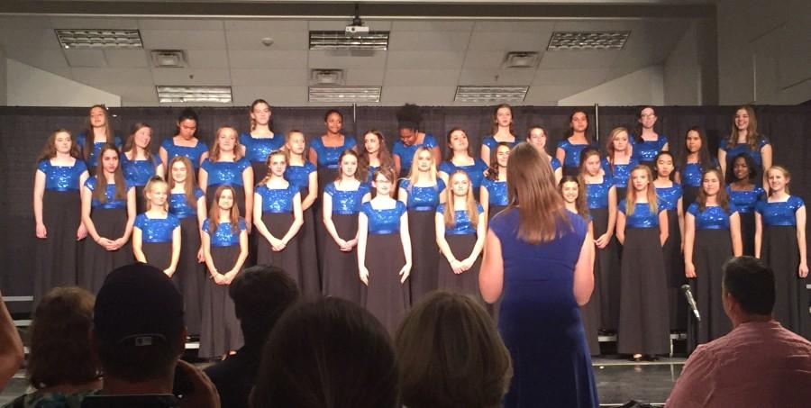 Bella Voce sang four