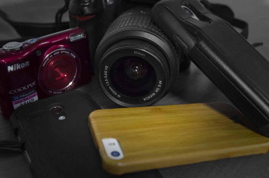 Cameras have become a large part of out lives, from Instagram to Facebook we use them every day. Is it becoming too much?