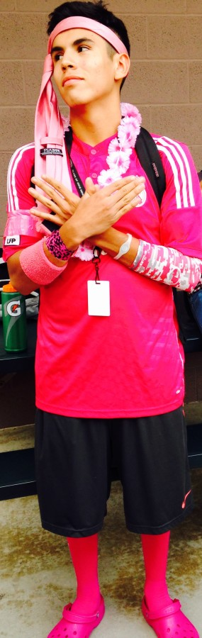 Pink-Out Photo